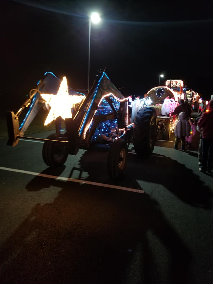 Ansonia Ohio Lighted Christmas Parade 2019