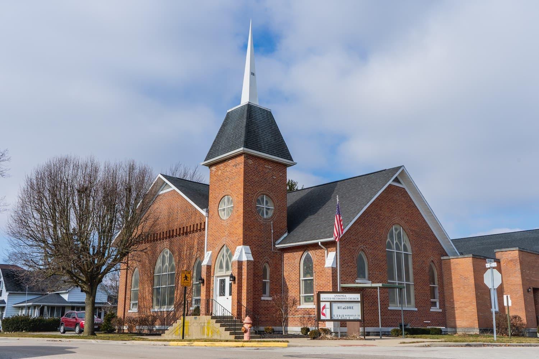 Ansonia United Methodist Church