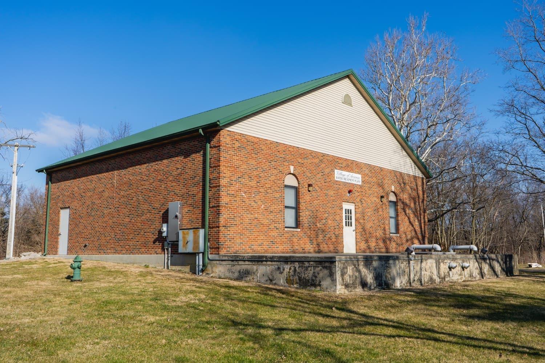 Ansonia Water Treatment Plant